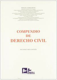COMPENDIO DE Dº CIVIL. 14ª EDICION