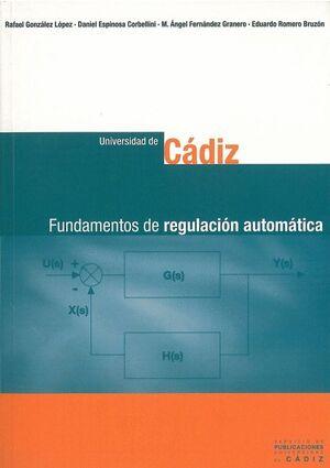 FUNDAMENTOS DE REGULACIÓN AUTOMÁTICA