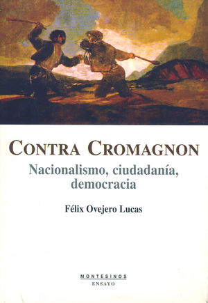 CONTRA CROMAGNON