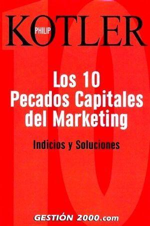LOS 10 PECADOS CAPITALES DEL MARKETING