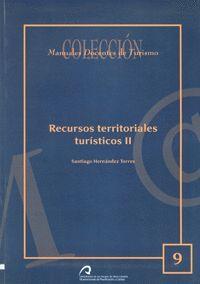RECURSOS TERRITORIALES TURÍSTICOS II