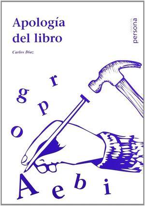 APOLOGÍA DEL LIBRO