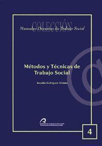 MÉTODOS Y TÉCNICAS DE TRABAJO SOCIAL