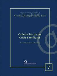 ORDENACIÓN DE LAS CRISIS FAMILIARES