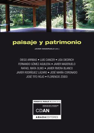 PAISAJE Y PATRIMONIO
