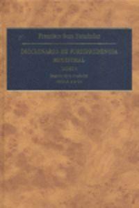DICCIONARIO DE JURISPRUDECIA REGISTRAL