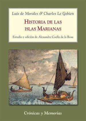 HISTORIA DE LAS ISLAS MARIANAS