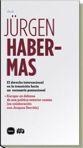 EL DERECHO INTERNACIONAL EN LA TRANSICIÓN HACIA UN ESCENARIO POSNACIONAL