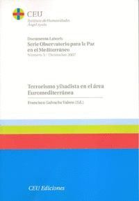 TERRORISMO YIHADISTA EN EL ÁREA EUROMEDITERRÁNEA