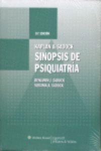 SINOPSIS DE PSIQUIATRÍA
