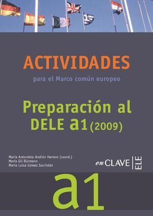 ACTIVIDADES PARA EL MARCO COMÚN EUROPEO A1 + CD