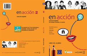 EN ACCIÓN 2 - LIBRO DEL ALUMNO + CD AUDIO