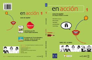 EN ACCIÓN 1 - LIBRO DEL ALUMNO + CD AUDIO