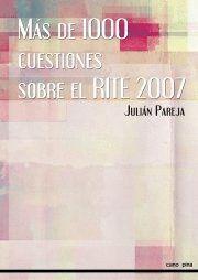 MÁS DE 1000 CUESTIONES SOBRE EL RITE 2007