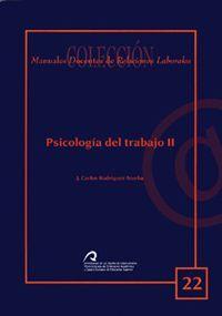 PSICOLOGÍA DEL TRABAJO II