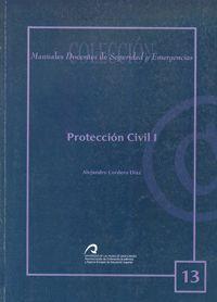 PROTECCIÓN CIVIL I