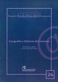GEOGRAFÍA E HISTORIA DE CANARIAS