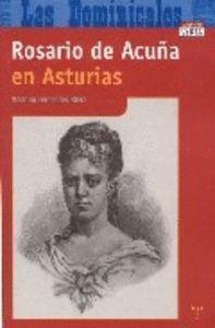 ROSARIO DE ACUÑA EN ASTURIAS