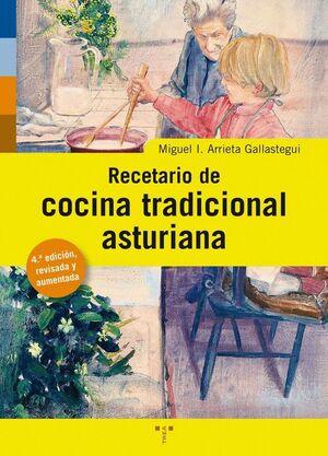 RECETARIO COCINA TRADICIONAL ASTURIANA