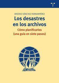 LOS DESASTRES EN LOS ARCHIVOS