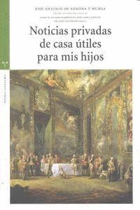 NOTICIAS PRIVADAS DE CASA ÚTILES PARA MIS HIJOS