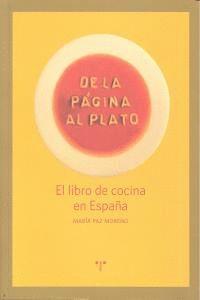 DE LA PÁGINA AL PLATO