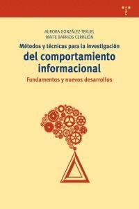 MÉTODOS Y TÉCNICAS PARA LA INVESTIGACIÓN DEL COMPORTAMIENTO INFORMACIONAL