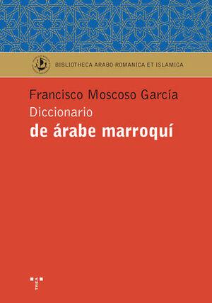 DICCIONARIO DE ÁRABE MARROQUÍ