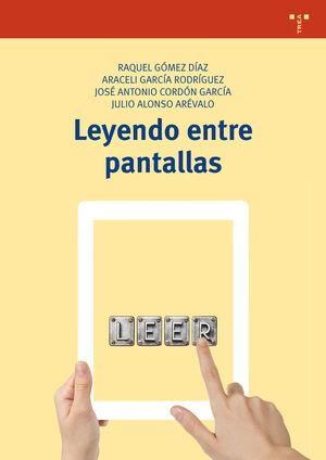 LEYENDO ENTRE PANTALLAS
