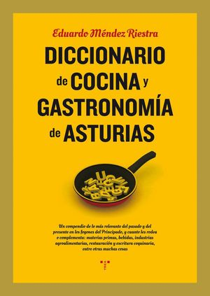 DICCIONARIO DE COCINA Y GASTRONOMÍA DE ASTURIAS