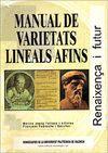 MANUAL DE VARIETATS LINEALS AFINS