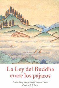 LA LEY DEL BUDDHA ENTRE LOS PÁJAROS