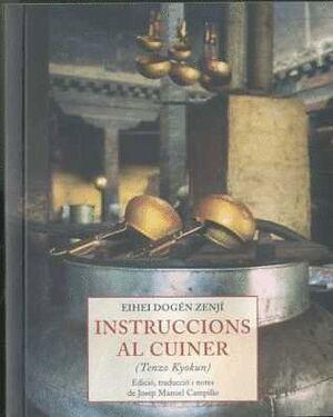 INSTRUCCIONS AL CUINER PLLS-153 TENZO KYOKUN