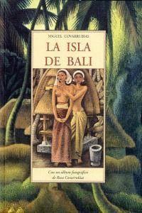 ISLA DE BALI CON UN ALBUM FOTOGRAFICO DE ROSA COVARRUBIAS