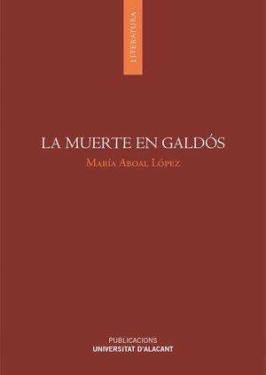 LA MUERTE EN GALDÓS