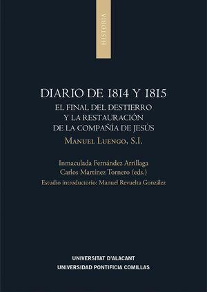 DIARIO DE 1814 Y 1815