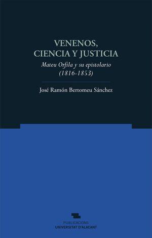 VENENOS, CIENCIA Y JUSTICIA