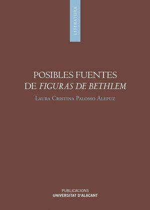 POSIBLES FUENTES DE