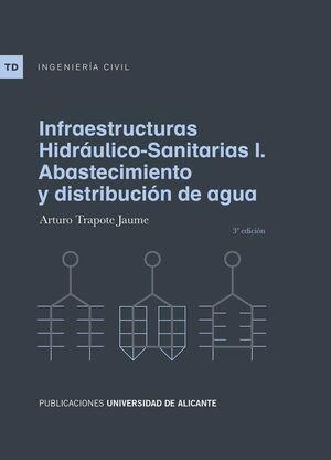 INFRAESTRUCTURAS HIDRÁULICO-SANITARIAS I. ABASTECIMIENTO Y DISTRIBUCIÓN DE AGUA