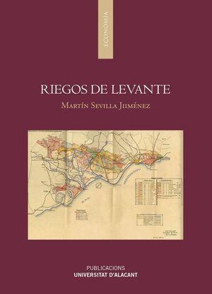 RIEGOS DE LEVANTE