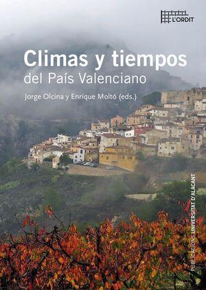 CLIMAS Y TIEMPOS DEL PAÍS VALENCIANO