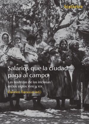 SALARIOS QUE LA CIUDAD PAGA AL CAMPO