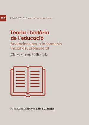 TEORIA I HISTÒRIA DE L'EDUCACIÓ