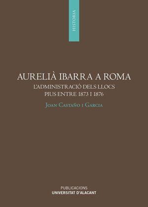 AURELIÀ IBARRA A ROMA