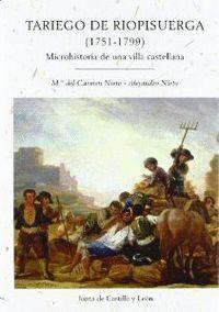 TARIEGO RIOPISUERGA MICROHISTORIA DE UNA VILLA CASTELLANA
