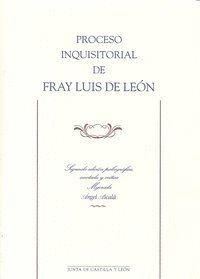 PROCESO INQUISITORIAL FRAY LUIS DE LEON 2ªED