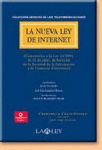 LA NUEVA LEY DE INTERNET