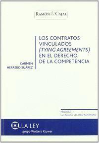 LOS CONTRATOS VINCULADOS EN EL DERECHO DE LA COMPETENCIA