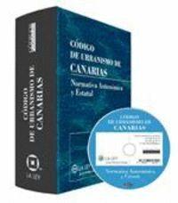 CÓDIGO DE URBANISMO DE CANARIAS