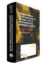 REGIMEN JURID.MERCADO VALORES Y DE INSTIT.INVER.CO